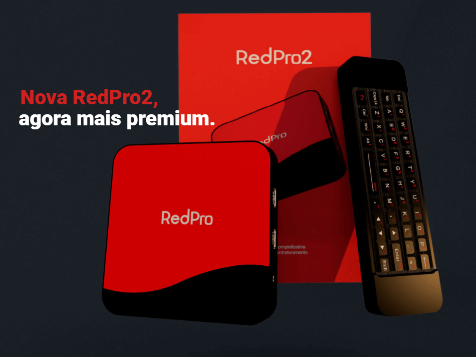 red pro 2